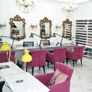 Nail bar Almaty